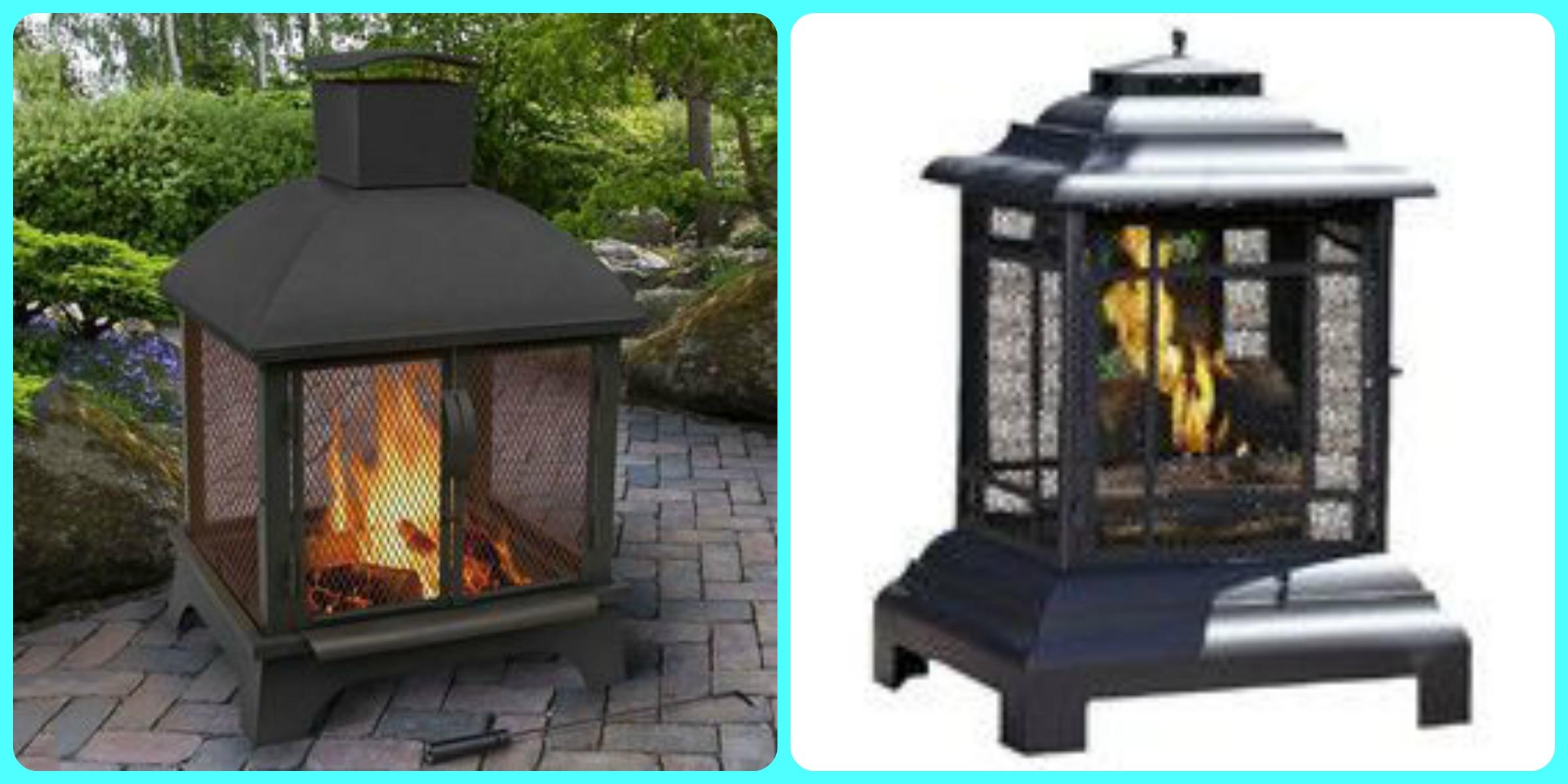 Backyard Fireplace Lowes : Outdoor Fireplace Lowes outdoor fireplace lowes natural stone fire