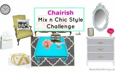 Chairish – Mix n Chic Style Challenge