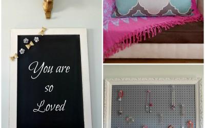 One Room Challenge – Week 5 (Girls Room)